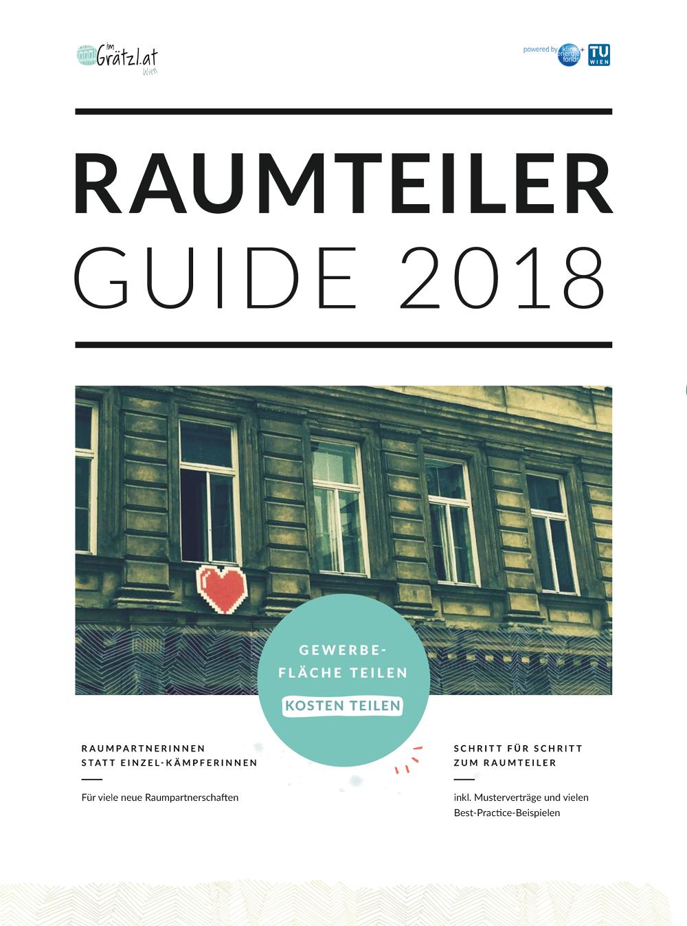 Raumteiler guide 2018 deckblatt